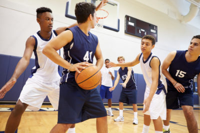 teen sports injuries